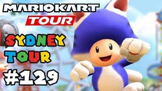 Mario Kart Tour: Sydney Tour 100% Finished - Gameplay Walkthrough Part 129