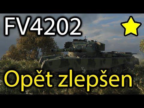 World of Tanks - FV4202 - Opět zlepšen thumbnail