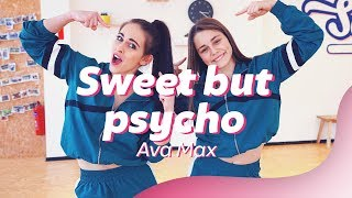 SWEET BUT PSYCHO - AVA MAX | Dance Video | Choreography | Dansen met Steffi Mercie