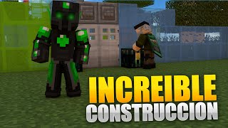 INCREIBLE CONSTRUCCION!! - Carrera ÉPICA - Willyrex Y sTaXx - MINECRAFT