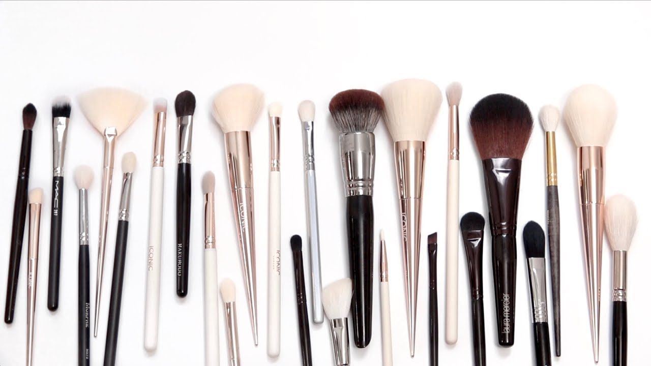 How to Keep Your Makeup Brushes