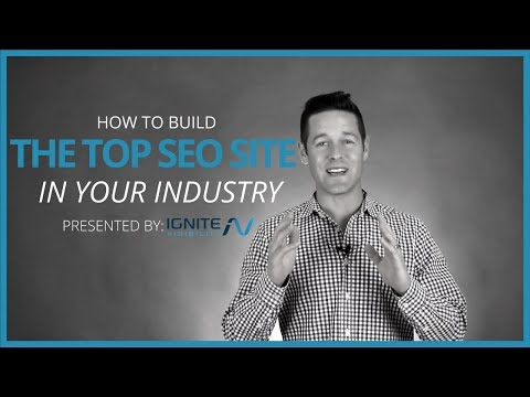 How To Become The Top SEO Site In Your Industry (Learn The Process)