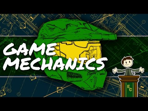 Are Videogames About Their Mechanics?  | Idea Channel | PBS Digital Studios