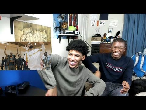 BlocBoy JB & Drake Look Alive Prod By Tay Keith    REACTION VIDEO