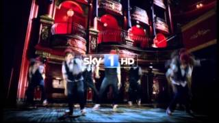 Sky1 HD UK Got to Dance ident 2013 Ashly