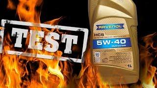 Ravenol HCS 5W40 Który olej silnikowy jest najlepszy?