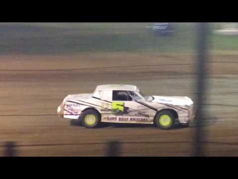7-16-16 Bomber Feature at Lincoln Park Speedway