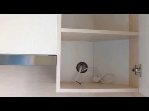 Как подключить кухонную вытяжку к электросети