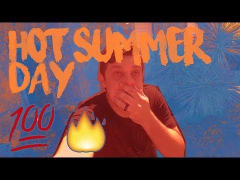 Hot Day In Australia - Brisbane Heatwave