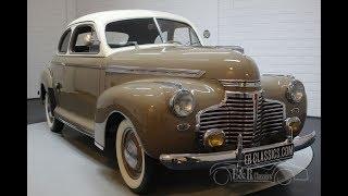 Chevrolet Special Deluxe 1941 -VIDEO- www.ERclassics.com