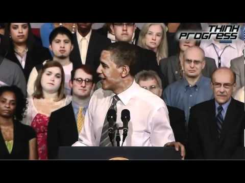 Obama: GOP Candidates 'Would Have Been Founding Members Of The Flat Earth Society'
