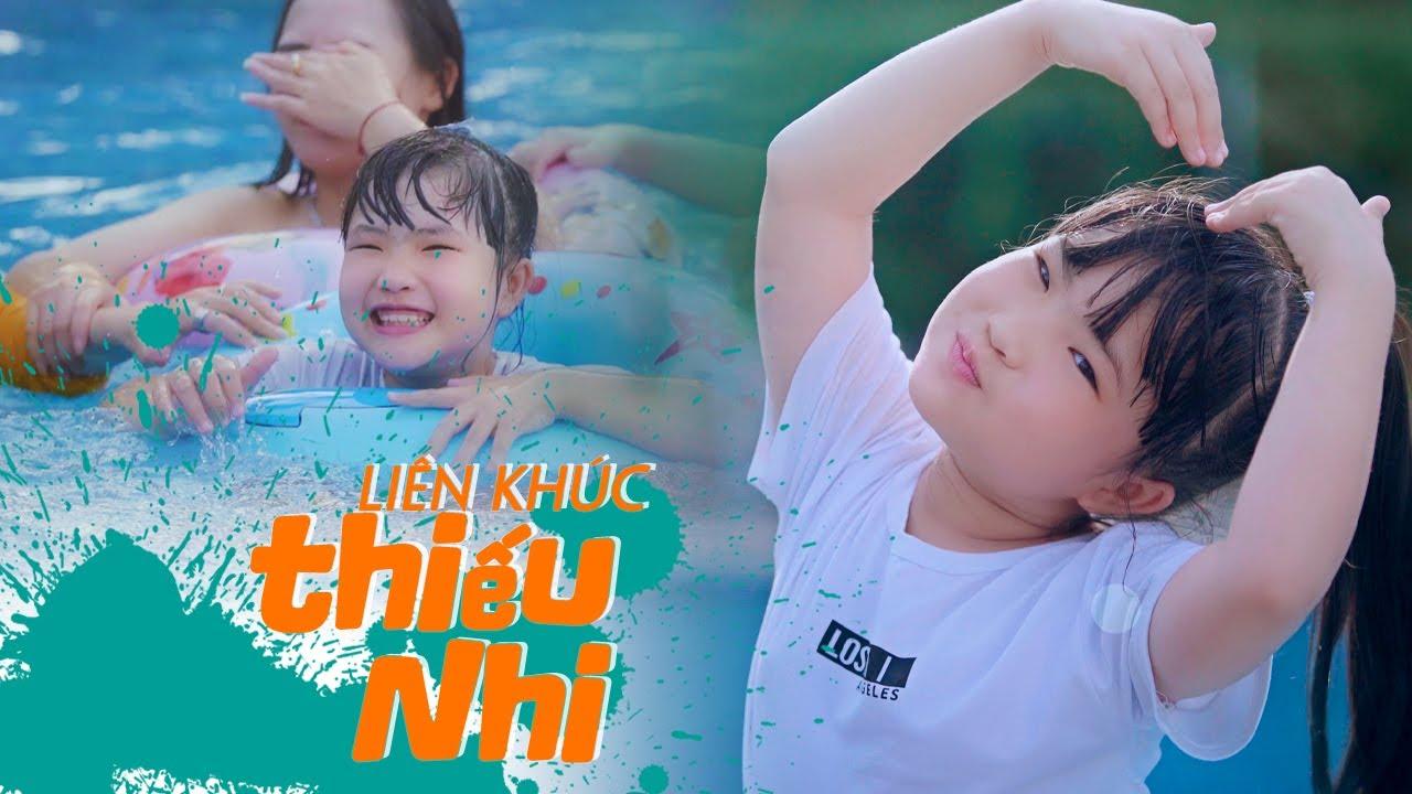 Liên Khúc Thiếu Nhi Một Con Vịt ♫ Chiếc Thuyền Nan ♫ Thần Đồng Âm Nhạc Việt Nam Bé Mai Vy