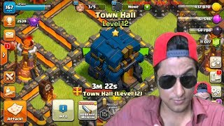 TH 12 Upgrade Finished | Clash Of Clans Live