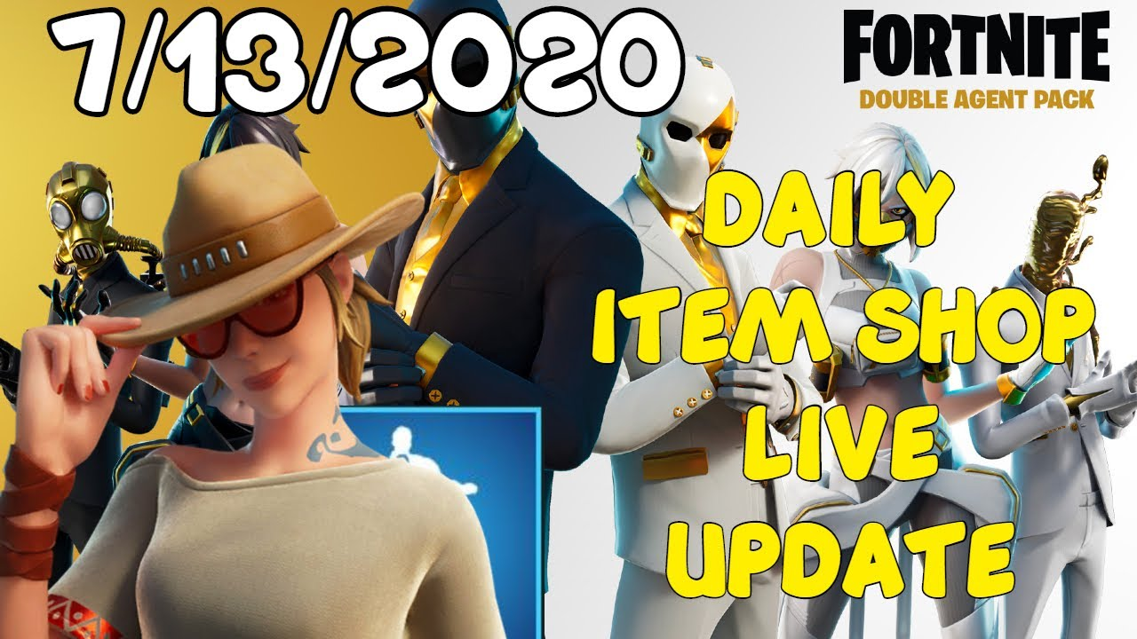 What is new in FORTNITE ITEM SHOP today? SEASON 3 July 13, 2020