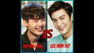Lee Jong Suk vs Lee Min Ho (top 5 K-dramas)