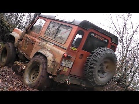 Land Rover Defender 90 - OFF ROAD 4x4