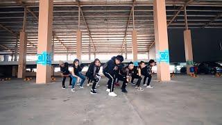Honey Cocaine ft Ink & Maino - Gwola Dance Choreography Lucky Leonardo