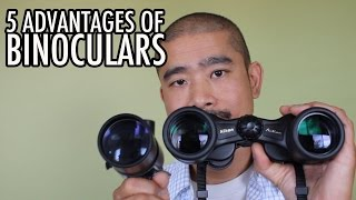 Binoculars & 5 Advantages Over Telescopes