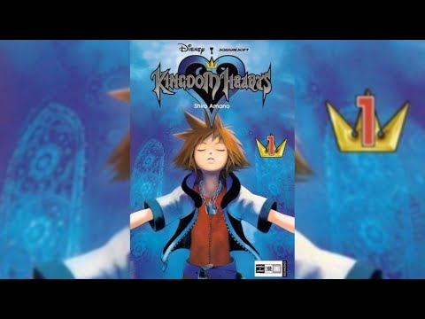 Kingdom Hearts Manga #22 (OFFICIAL) from YouTube · Duration:  5 minutes 27 seconds