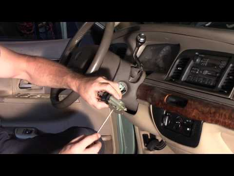 1997 Mercury Grand Marquis shift tube repair