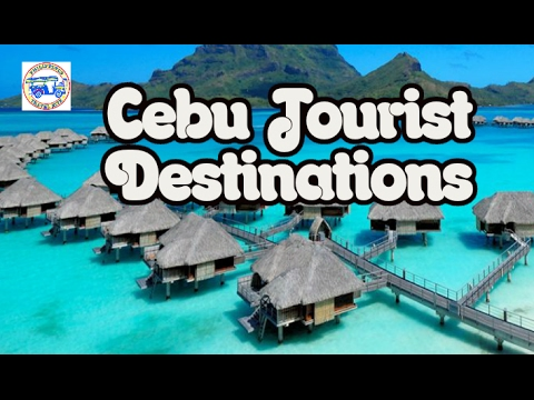 CEBU TOURIST DESTINATIONS|FULL HD