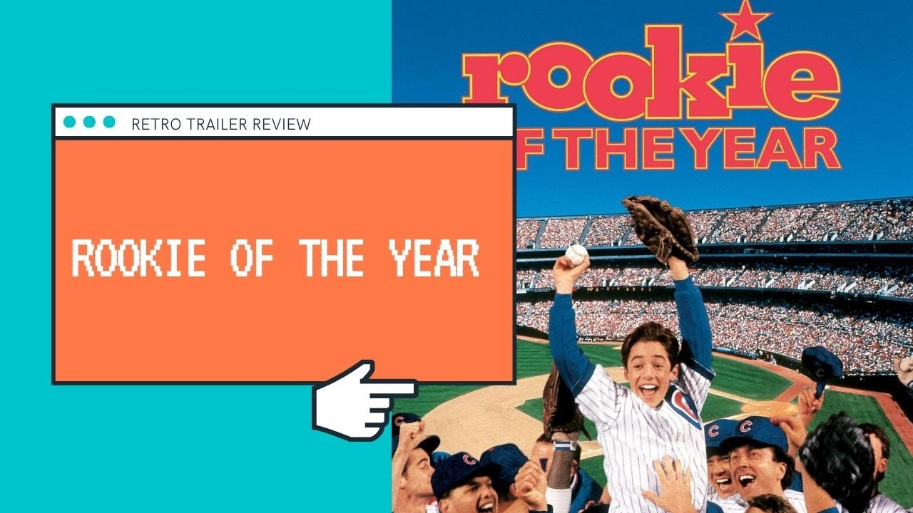 Retro Trailer Review: Rookie of the Year (1993)