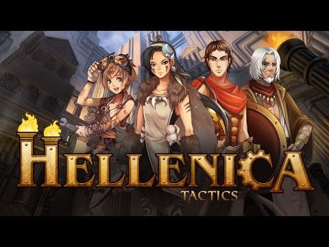 Hellenica Offers Steampunk-Infused Greek History Lessons