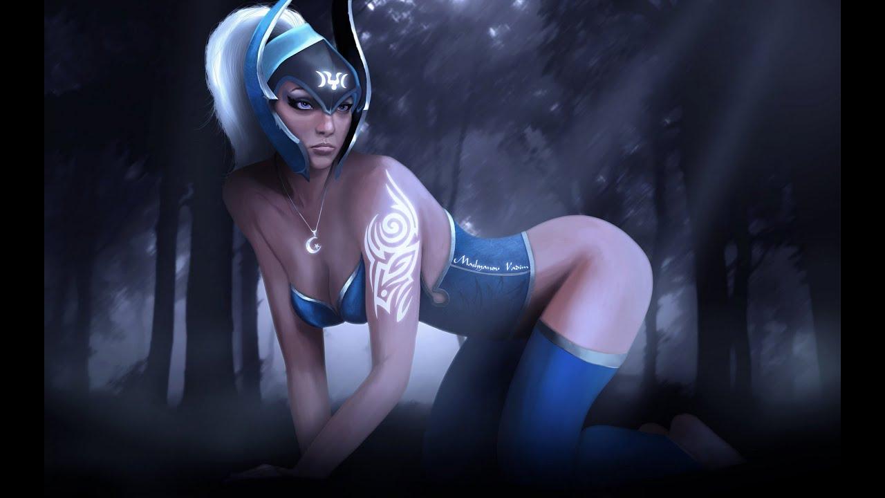 Dota 2 hentai hd pics sexy comic