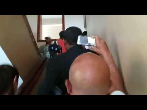 Trasladan a tribunal exfiscal de Samaná acusado de acoso sexual