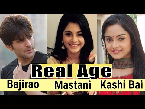 Real Age And Name Of Sony TV's Peshwa Bajirao Star Cast 2017   Peshwa Bajirao - पेशवा बाजीराव