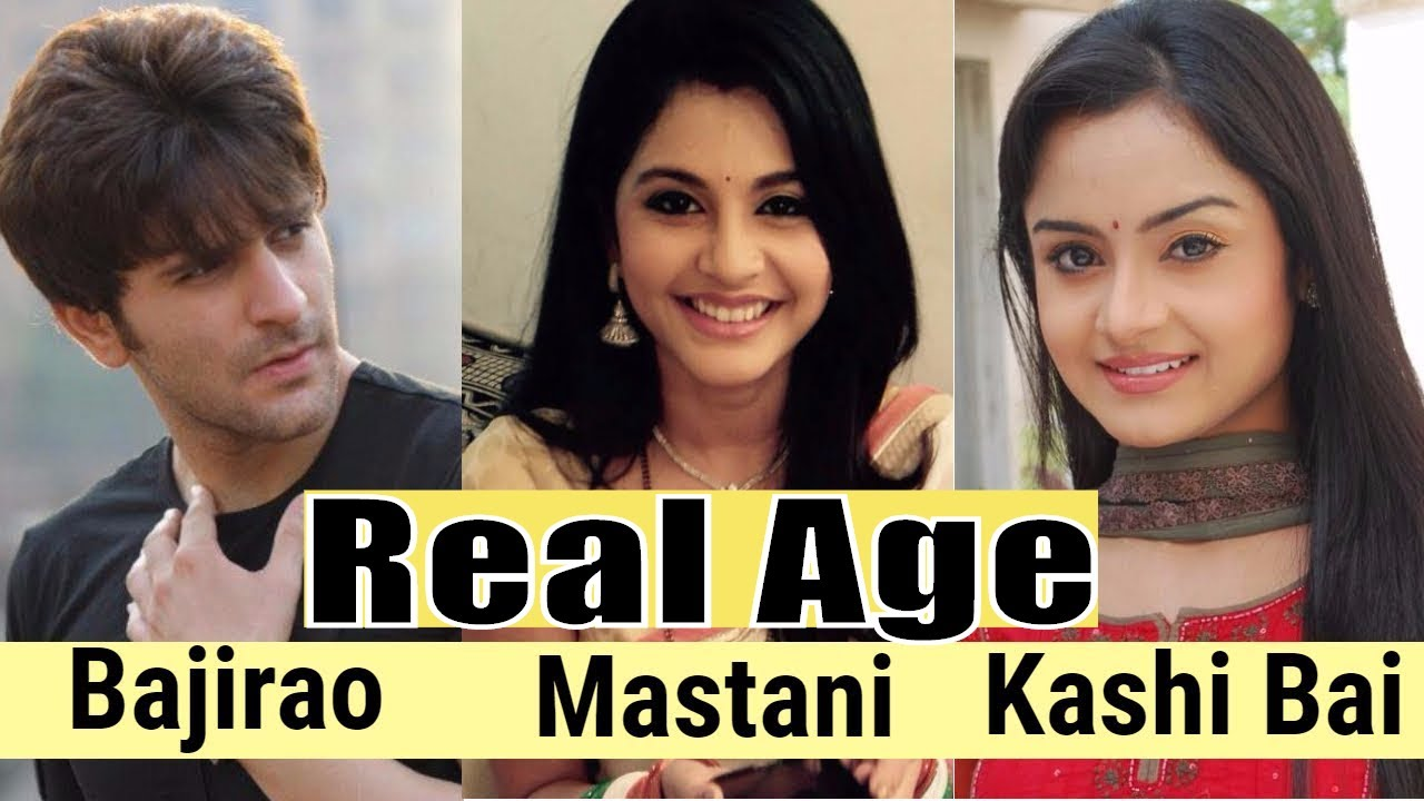 Real Age And Name Of Sony Tv S Peshwa Bajirao Star Cast
