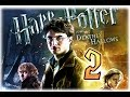Harry Potter and the Deathly Hallows Part 1 Walkthrough Part 2 PS3, X360, Wii, PC Grimmauld Place