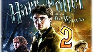 Harry Potter and the Deathly Hallows Part 1 Walkthrough Part 2 (PS3, X360, Wii, PC) Grimmauld Place