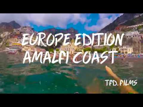 Europe Edition: Amalfi Coast
