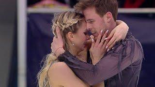 Виктория Синицина и Никита Кацалапов выиграли золото домашнего этапа! Произвольный танец. Танцы