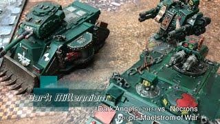 Dark Millenium - Warhammer 40k Battle Report - Ep 12