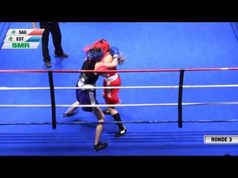 Jeux du Québec – 2017 03 03 – Boxe Olympique  0