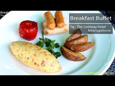 0 - Breakfast Buffet at Taj - The Gateway Hotel
