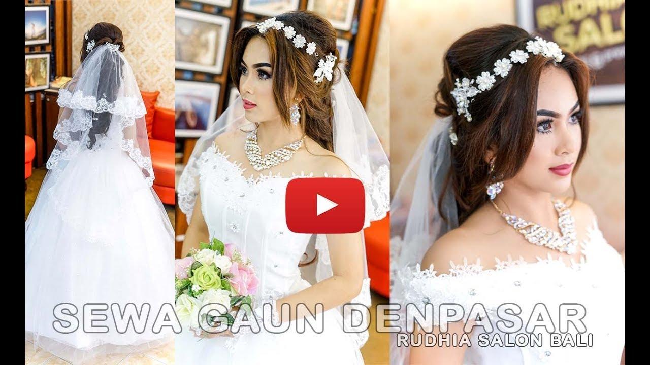 Jasa MUA Sewa Gaun Denpasar Bali by Rudhia Salon Call WA