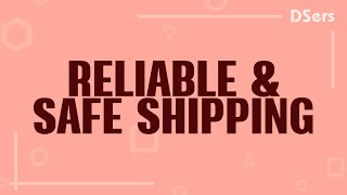 DSers Mass Supply - Reliable and Safe Shipping - AliExpress Official Partner - Ad