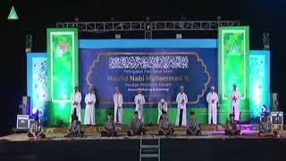 Lir ilir Peringatan maulid Nabi Muhammad SAW pps sidogiri 09 robiul awal 1440H /17 november 2018M