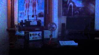 Maltese Cross Cathode Ray Experiment