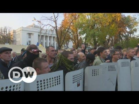 Ukrainians see Russian domination in October Revolution | DW English