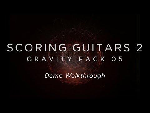 Heavyocity - Scoring Guitars 2 - Demo Walkthrough