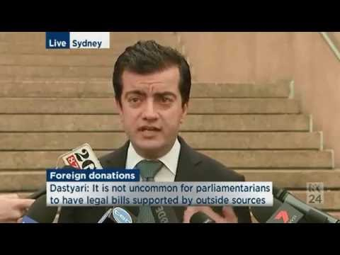 Full press conference: Sam Dastyari on South China Sea comments