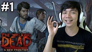 Perjalanan Baru - The Walking Dead: A New Frontier #1