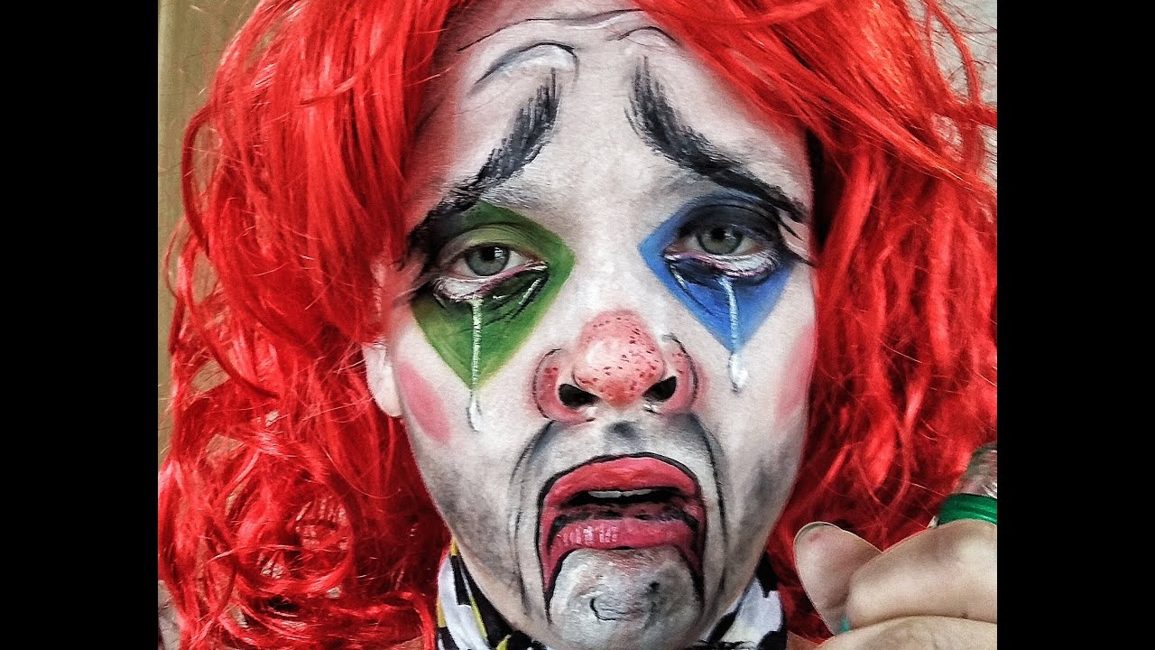 Best Clown Face Paint