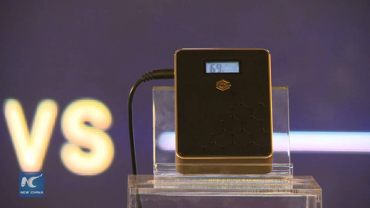 World's first graphene battery product unveiled in Beijing