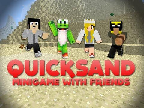 Quicksand [Minigame] - /w Jason, Gizzy & Shelby!