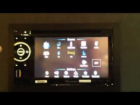 pioneer avh youtube. Black Bedroom Furniture Sets. Home Design Ideas